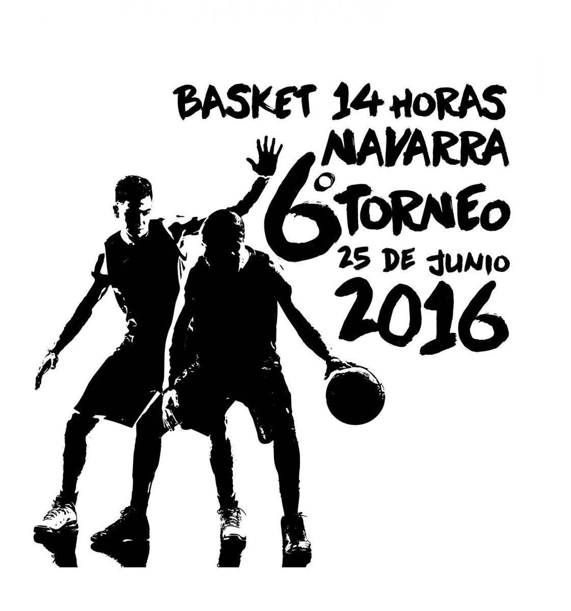 EQUIPO BASKET 14 HORAS NAVARRA